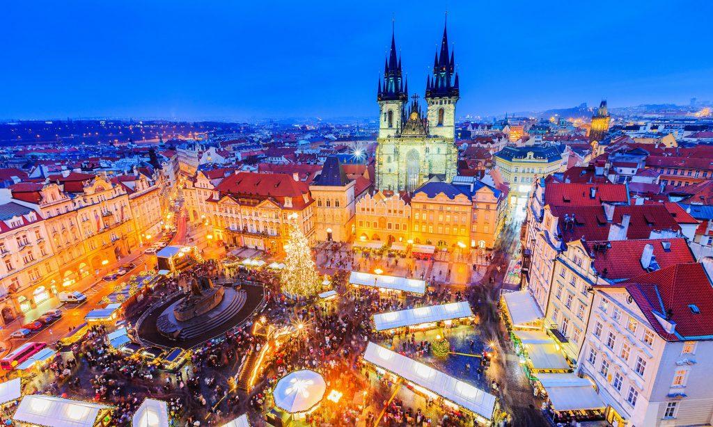 Автобусный тур: Варшава - Прага - Карловы Вары - Дрезден - Вроцлав