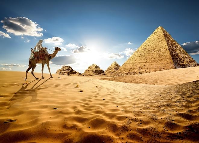 Раннее бронирование туров в Египет